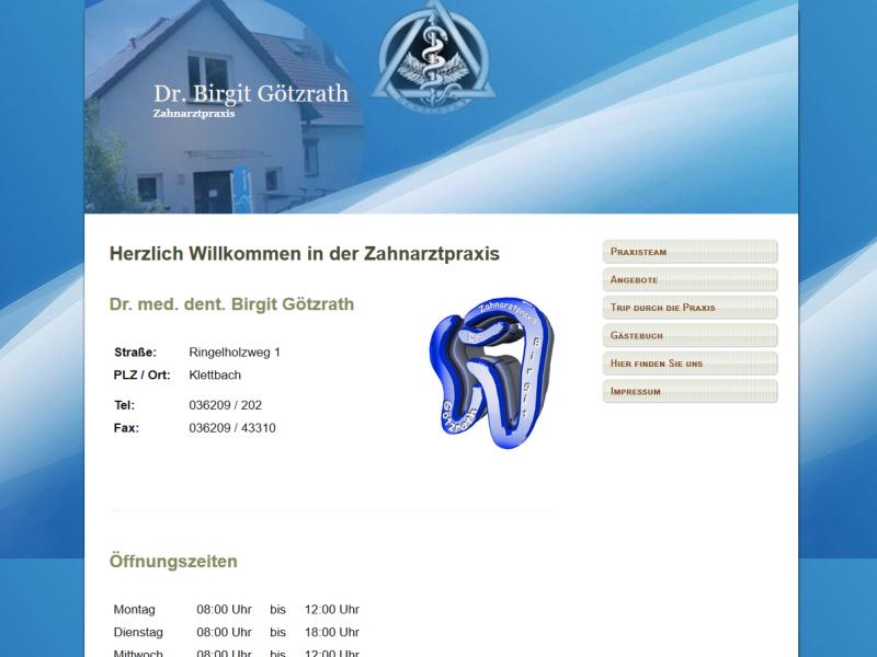 zahnarztpraxis Götzrath